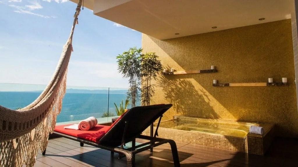 terrace suites at hotel mousai