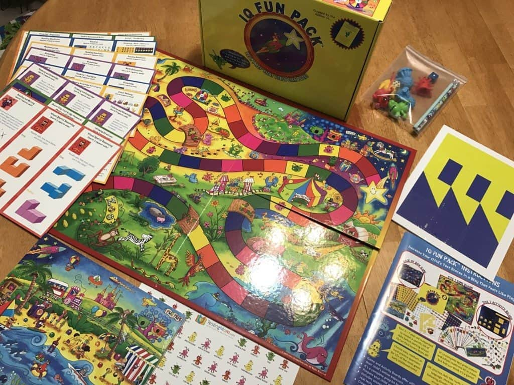 IQ Fun Pack from TestingMom.com