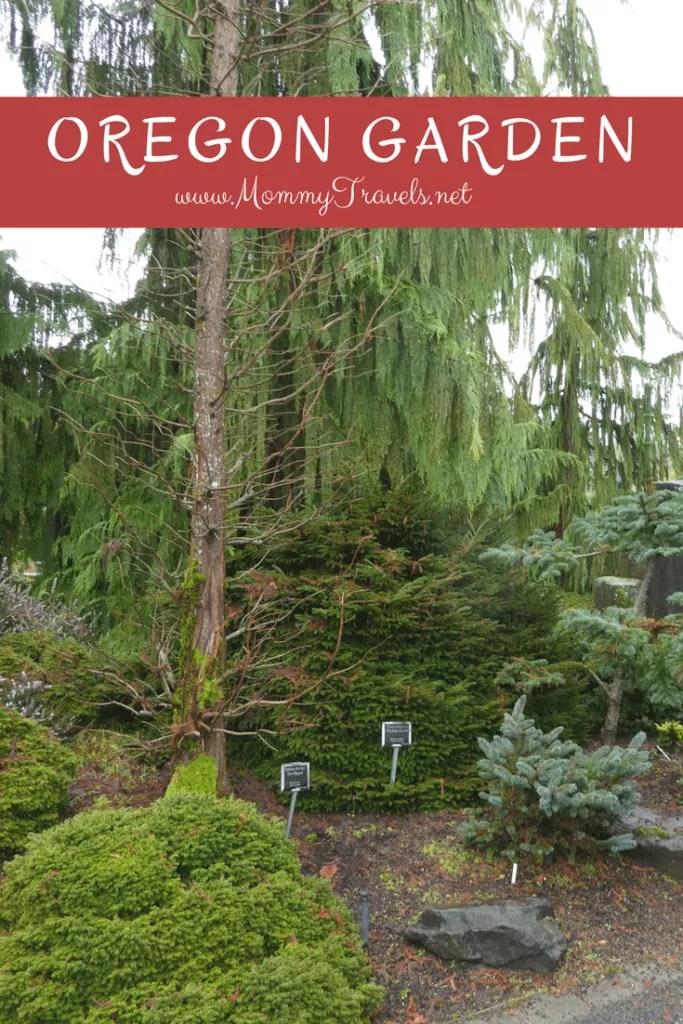 Oregon Garden