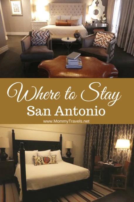 Luxury hotels in San Antonio