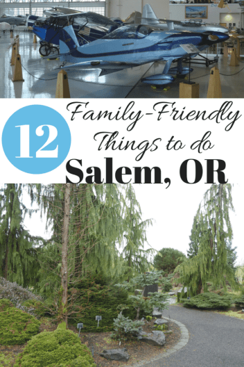 12 Things to do in Salem, Oregon