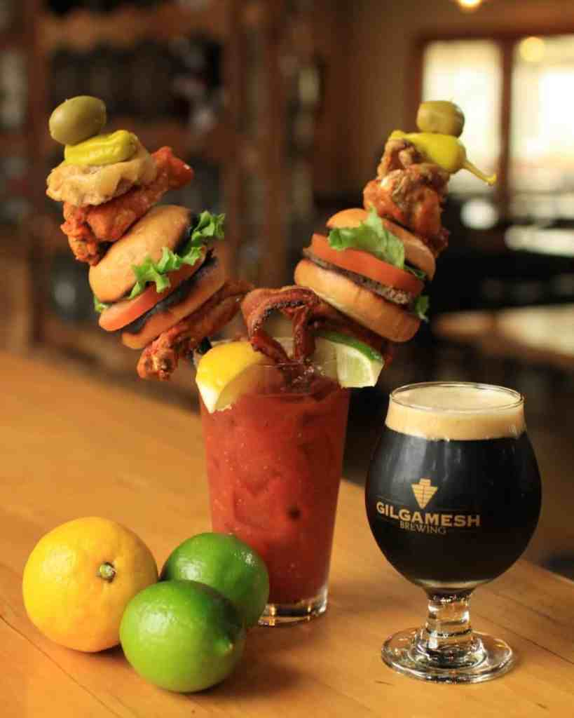 Gilgamesh Brewing Bloody Mary