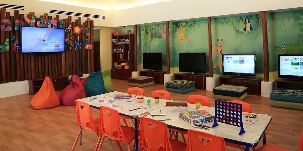 Grand Velas Riviera Maya Kids club