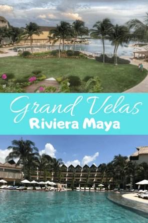 Grand Velas Riviera Maya a family friendly all-inclusive resort