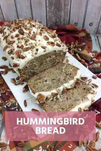 Humming Bird Recipe