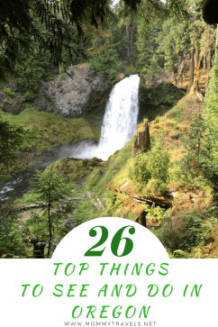 26 Top things to do in Oregon, including waterfalls, gardens, scenic drives, and more.