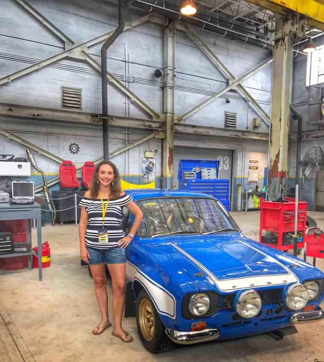 Paul Walker drove the 1970 Ford Escort RS1600 in #fastandfurious 6