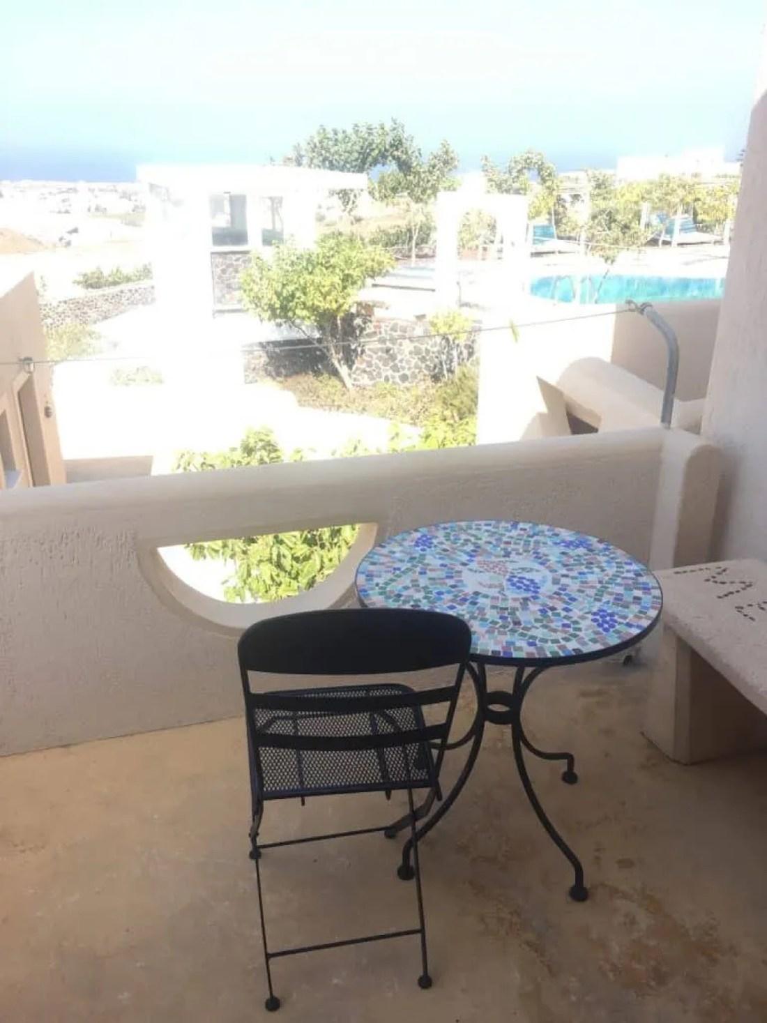 Santorini Mesotopos Hotel