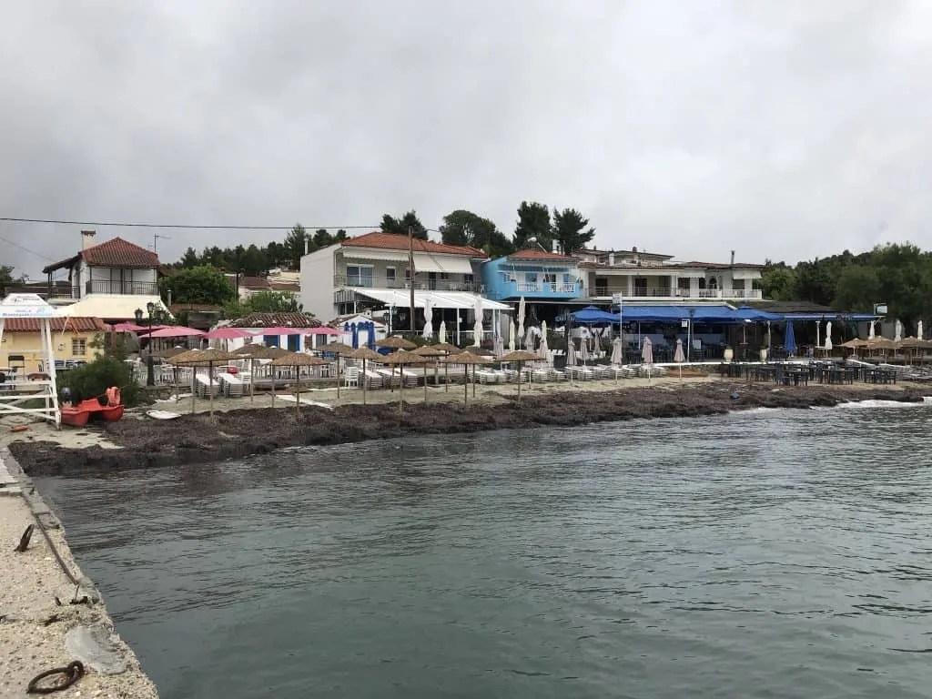 Skioni Fisherman Village