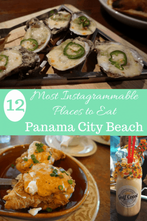 12 Most Instagrammable Places to eat in Panama City Beach