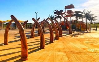 Jurassic Jungle Sprayground in Odessa
