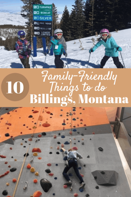 Top 10 Family-Friendly 10 things to do in Billings, Montana