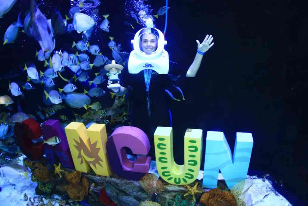 Cancun Aquarium Sea Trek