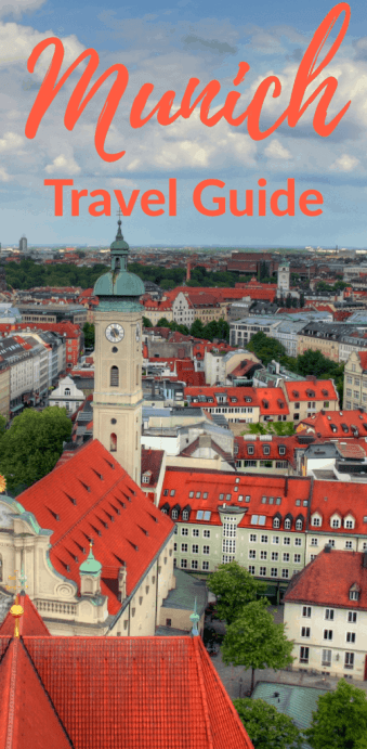 Munich, Germany Travel Guide with things to do, where to stay, and where to eat.