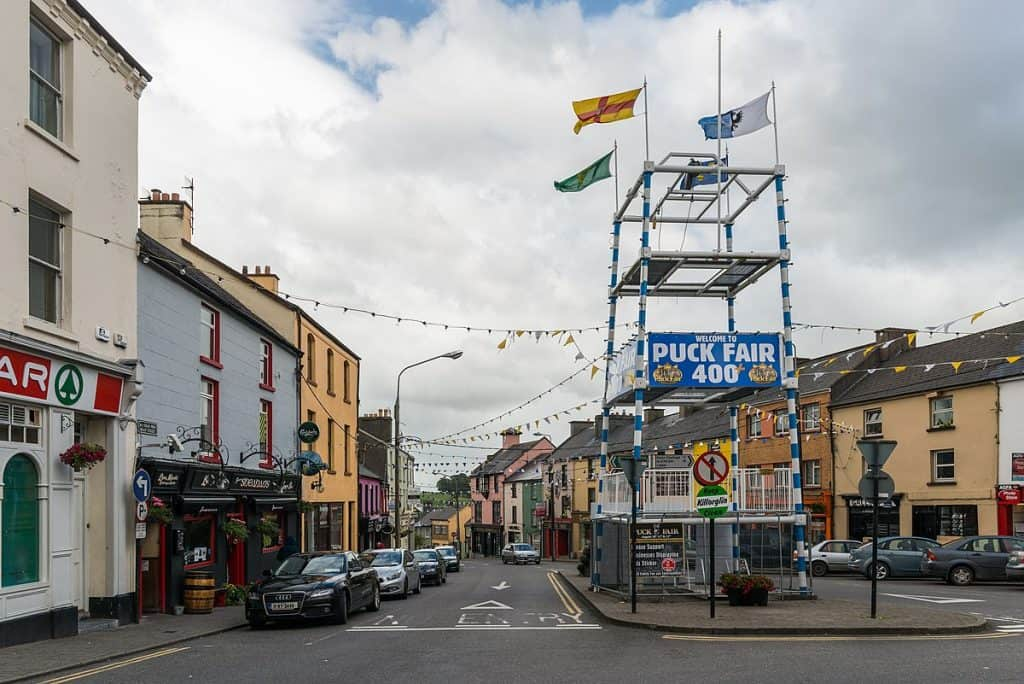 Puck Fair, Killorglin