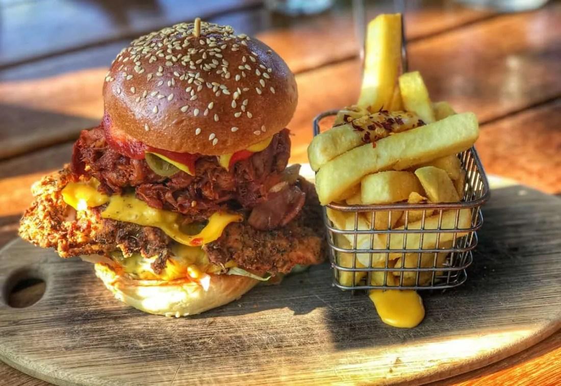 Demazzi Modified Tower Burger