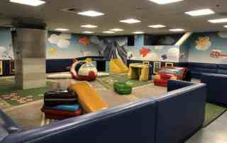 Seattle airport children's area