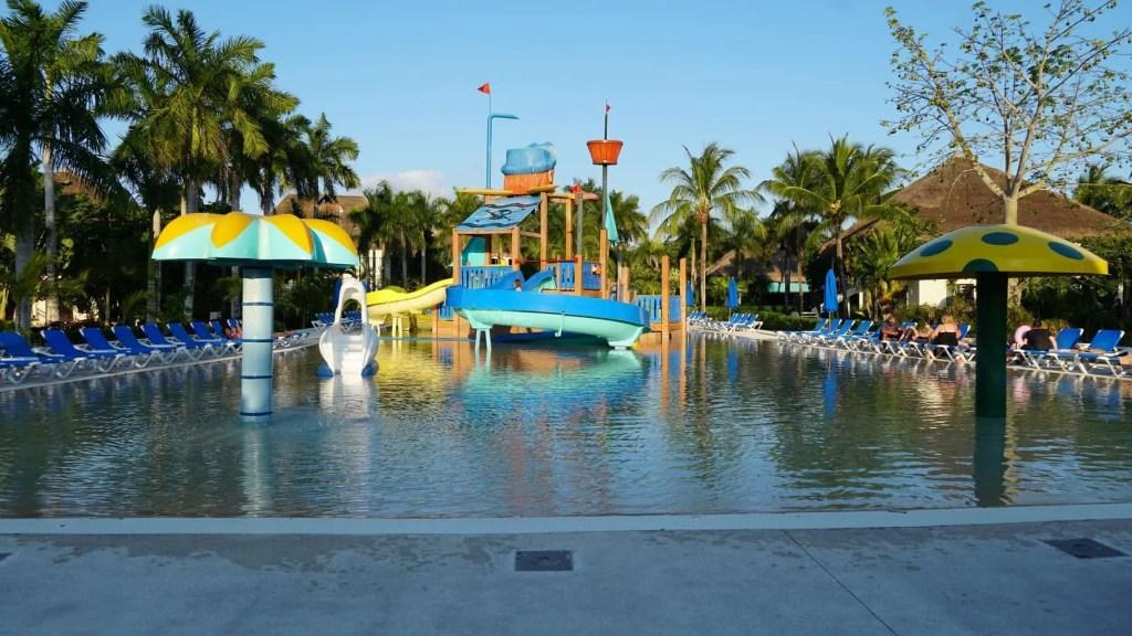 Allegro Cozumel water park