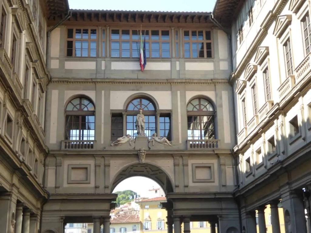 Uffizi Palace