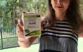 Acidil, a homeopathic heartburn reliever