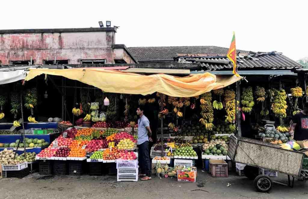 Market in Kandy