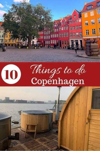 10 Things to do in Copenhagen, Denmark
