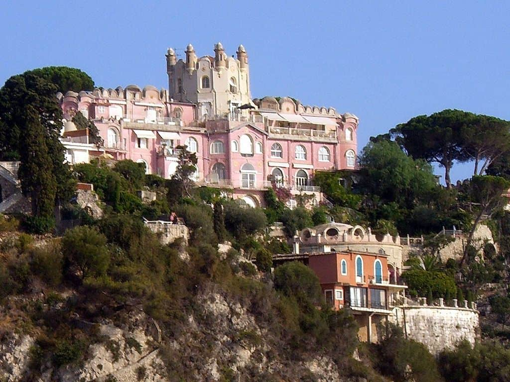 Castle Hill of Nice