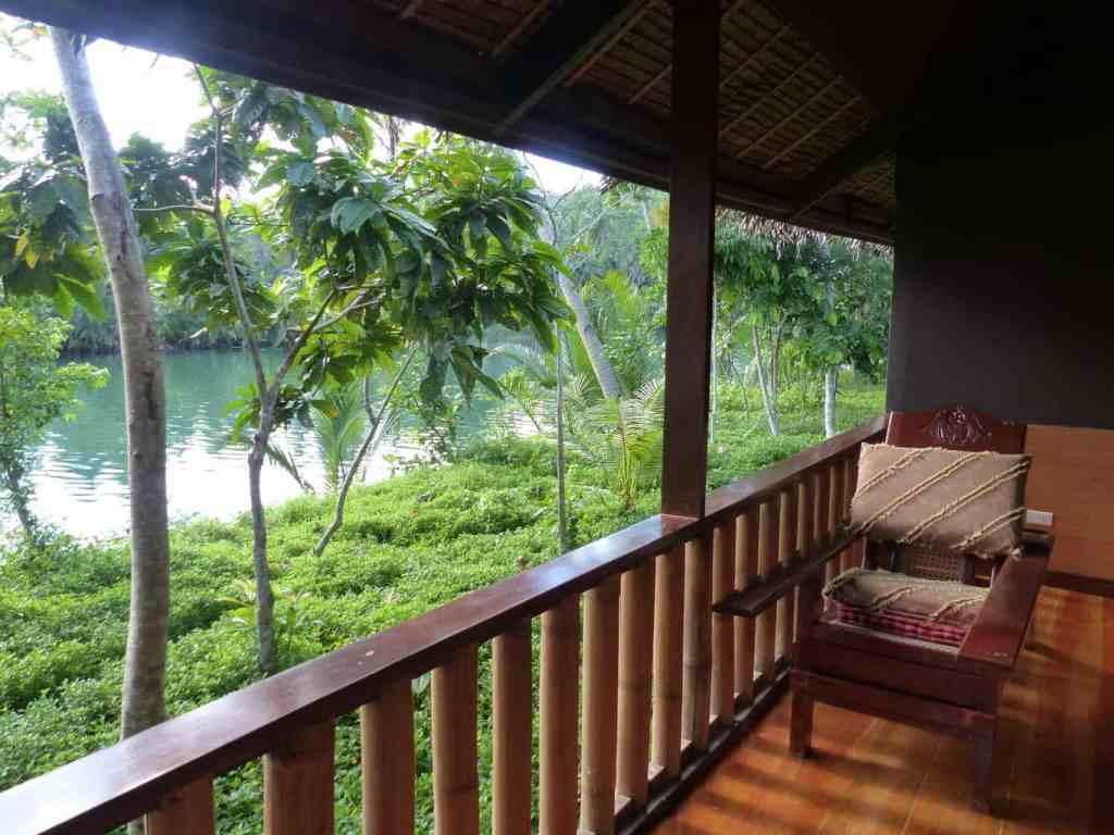 Loboc River Resort in Bohol, Philippines