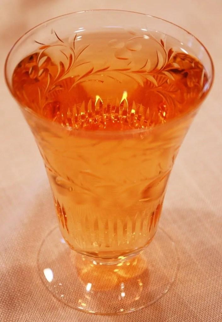 Keto Cider Cocktail
