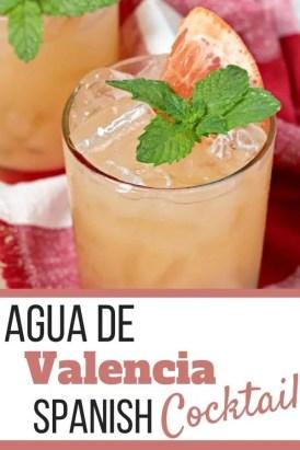 Agua de Valencia a Spanish Cocktail