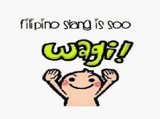 WeChat Filipino Slang Stickers