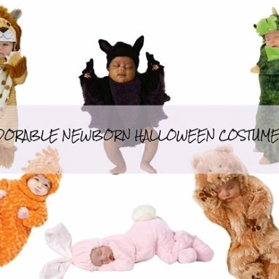 Most Adorable Newborn Halloween Costumes Ever in 2020!