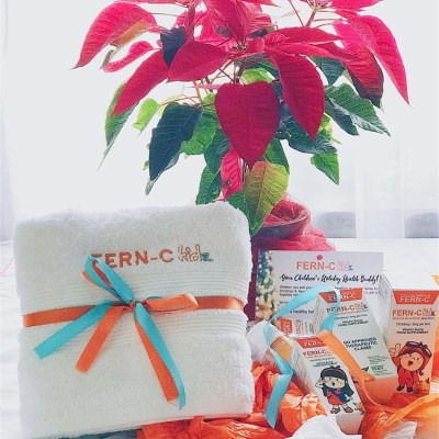 Why Fern-C Kidz Is Your Child's Holiday Health Buddy