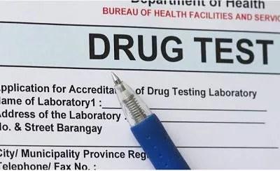 drug test employees