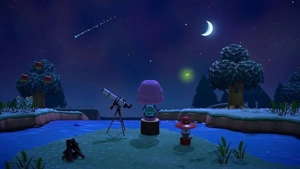 animal-crossing-new-horizons-switch-star-gazing