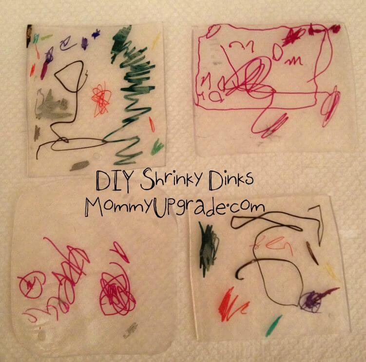 how to use shrinky dinks
