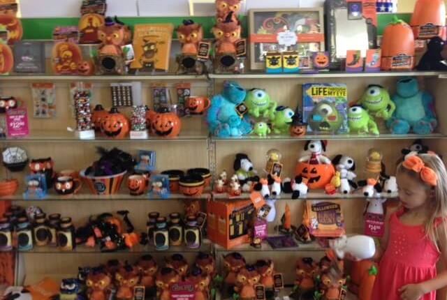 hallmark and rite aid halloween treasures