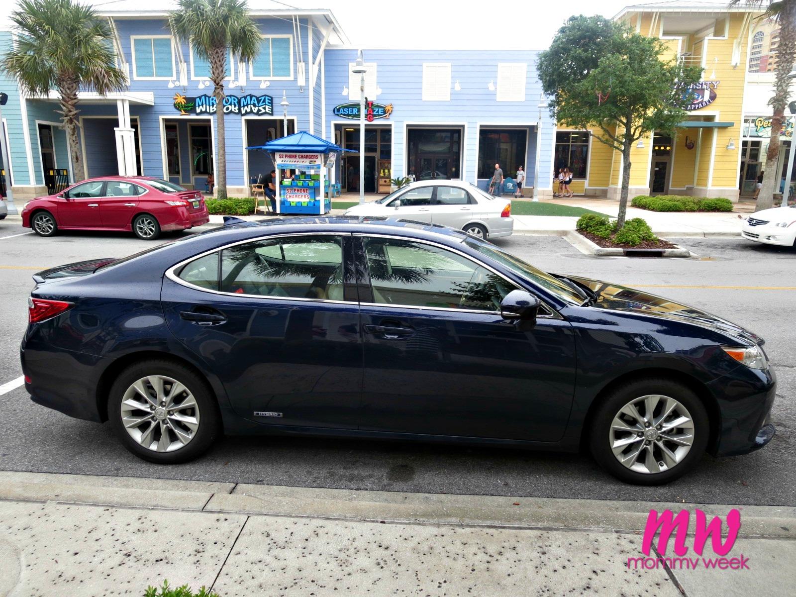 Lexus ES 300h Review Mommy Week™ Mommy Week™
