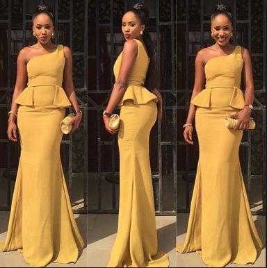 Best Wedding Aso Ebi Styles For Guest Momo Africa,Mermaid Bling Sweetheart Neckline Wedding Dresses