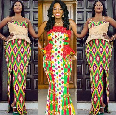 Latest Ghana Kente Ankara Styles Momo Africa