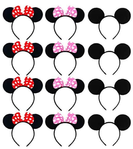 A Minnie Mouse Birthday Party Momof6
