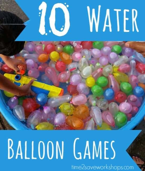 10 Great Birthday Party Games for Tweens   MomOf6 If you plan on hosting ten 4th graders at your home on a Saturday afternoon