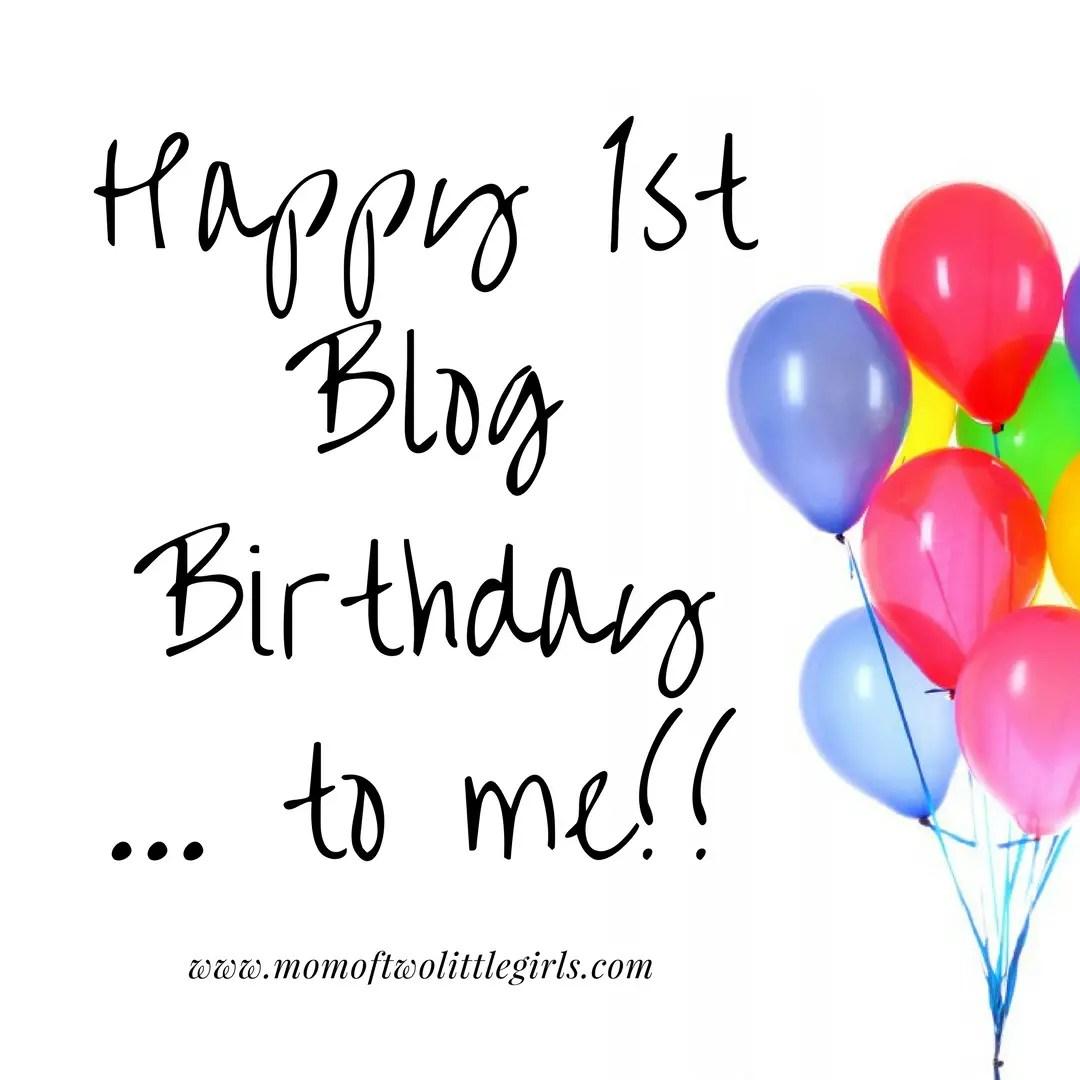 Happy-1st-Blog-Birthday!