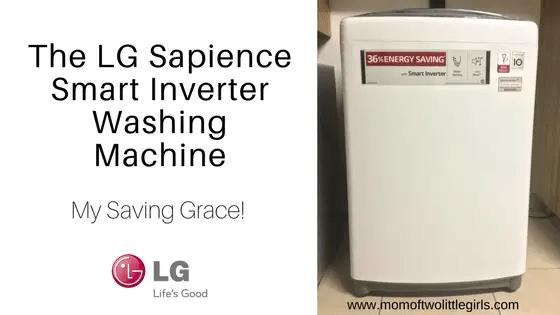 LG Sapient Smart Inverter Washing Machine