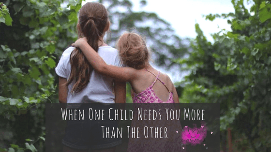 When-one-child-needs-you-more