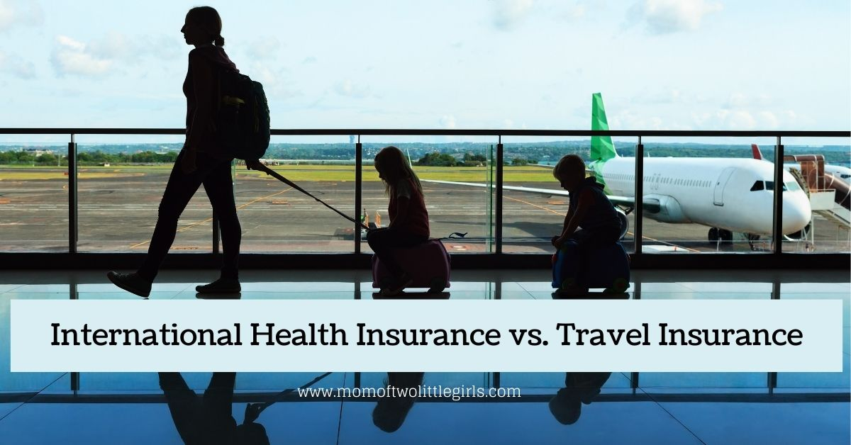 the difference between International Health Insurance and Travel Insurance