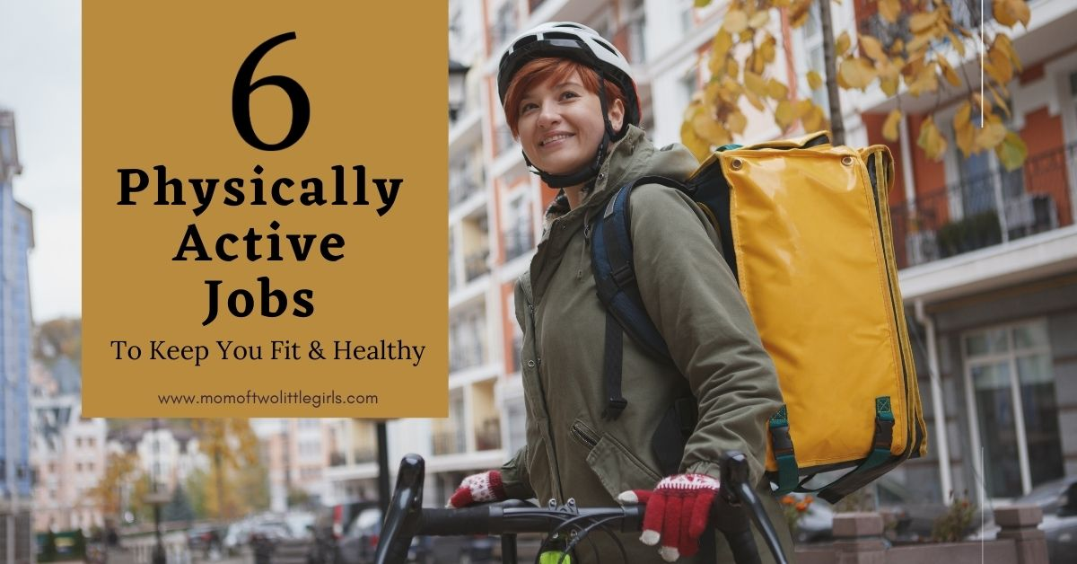 6 Physically active jobs to keep you fit and healthy