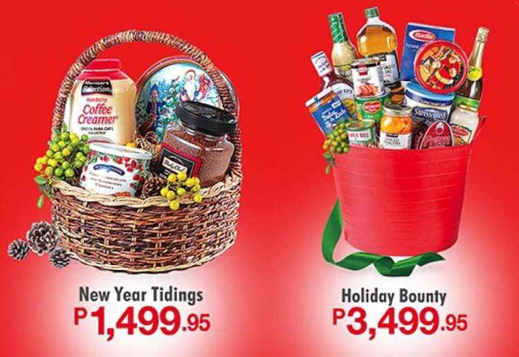 S&R Holiday Baskets