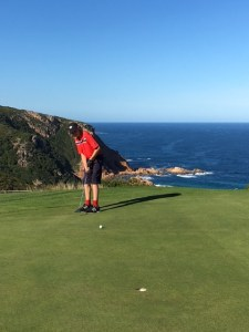 pezula championship golf course, knysna, south africa, no caddy junior golf tournaments