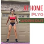 At Home Plyo Workout